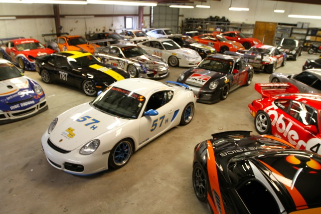 Autometrics Motorsports Car Storage