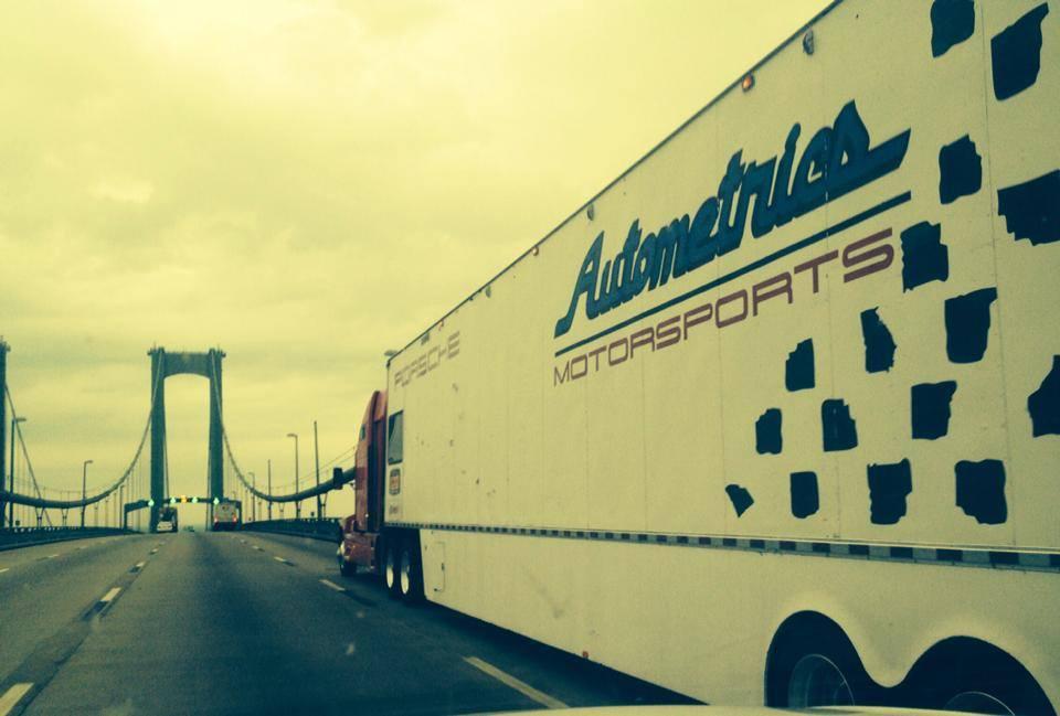 Autometrics Motorsports Transporter