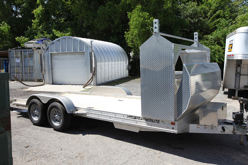 Featherlight Aluminum Trailer For Sale