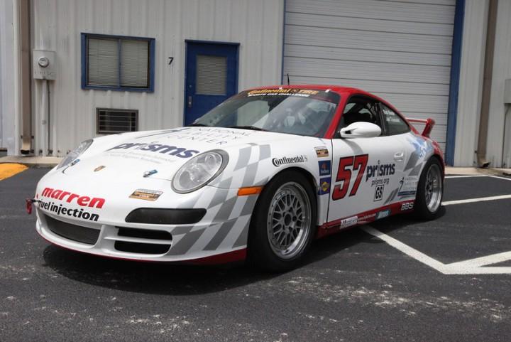 2005 Porsche 997 GS Race Car For Sale Front