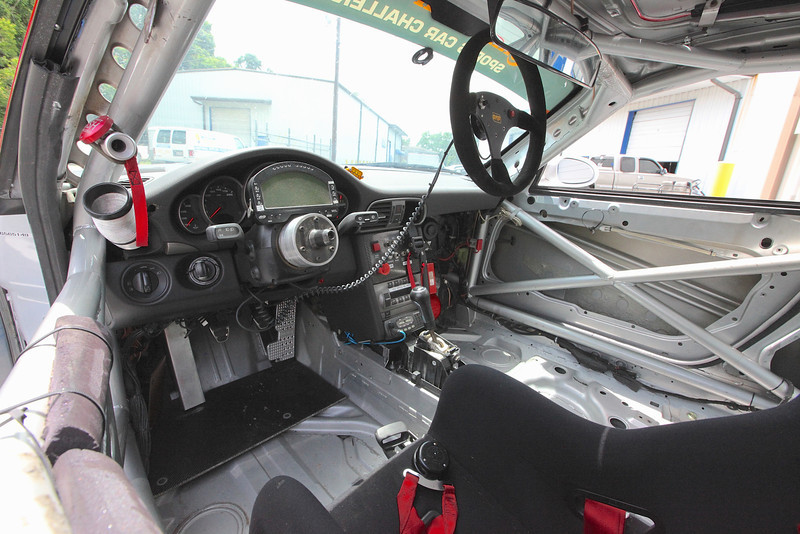 2005 Porsche 997 GS Race Car For Sale Interior