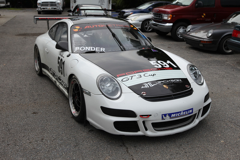 2009 Porsche GT3 Carrera Cup For Sale Front