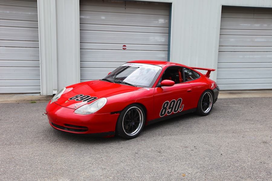 2000 Porsche 996 J-Class Race Car For Sale 001