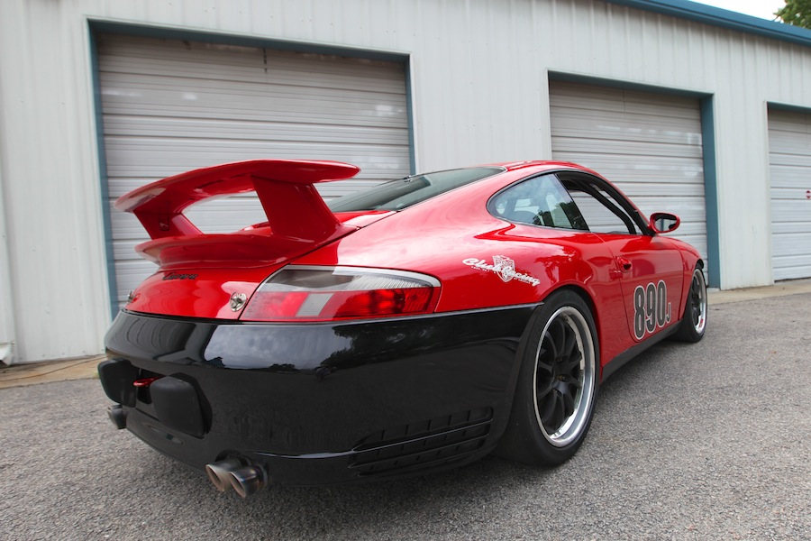 2000 Porsche 996 J-Class Race Car For Sale 016