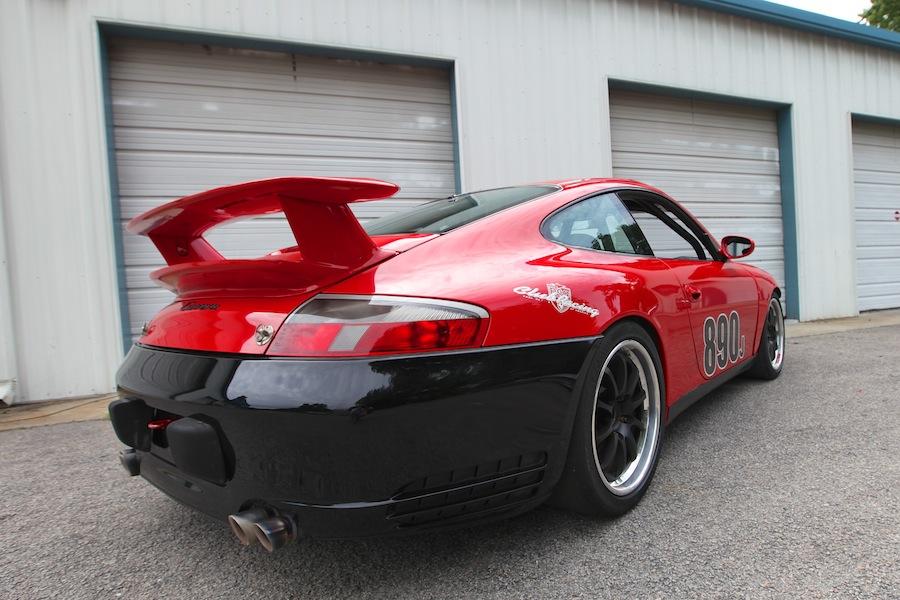 2000 Porsche 996 J-Class Race Car For Sale 016