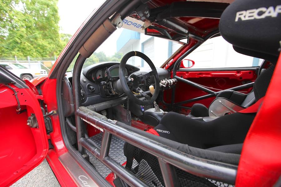 2000 Porsche 996 J Class Race Car For Sale Autometrics