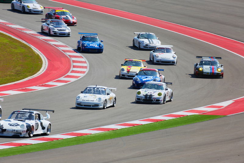 Circuit of the Americas Porsche Featured Image
