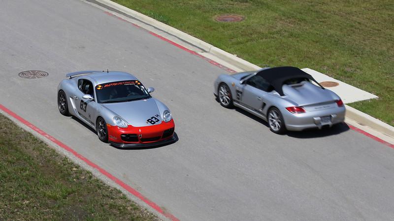 Jay Ramowski Porsche Circuit of the Americas