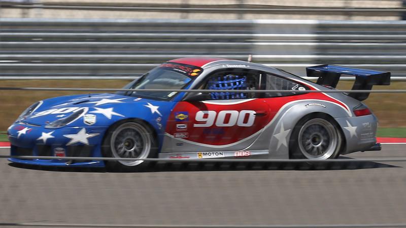 Joe Toussaint Porsche Circuit of the Americas