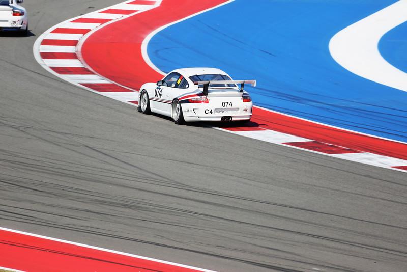 Laurent Verstreken Porsche Circuit of the Americas