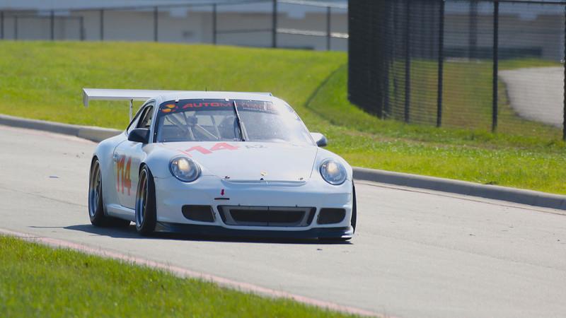 Cory Friedman Porsche Circuit of the Americas