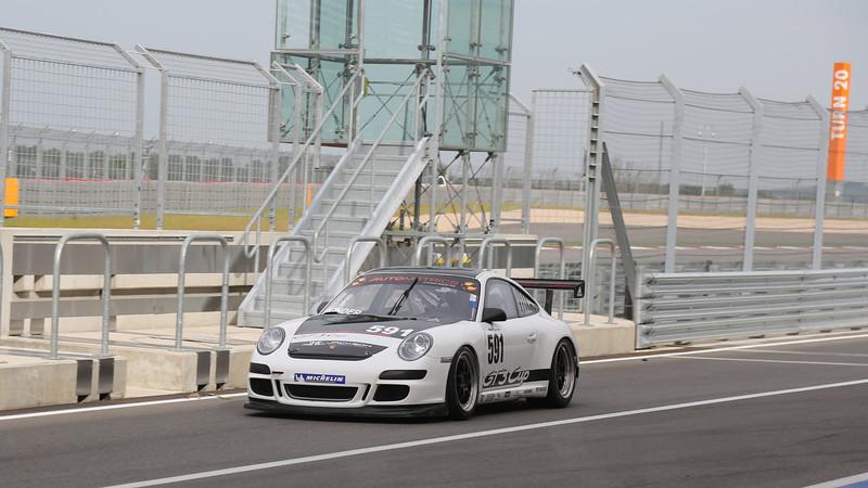 Nick Ponder Porsche Circuit of the Americas