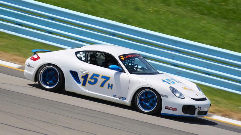 Jimmy Martin Porsche Watkins Glen