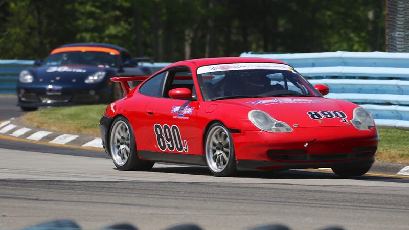 Chris Dooley Porsche 996 Watkins Glen