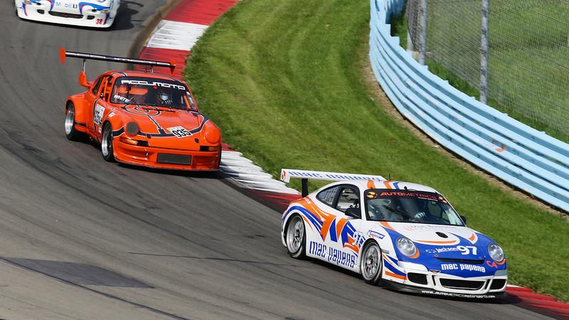 Mac McGehee Porsche Watkins Glen
