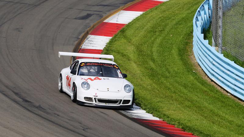 Cory Friedman Porsche Watkins Glen
