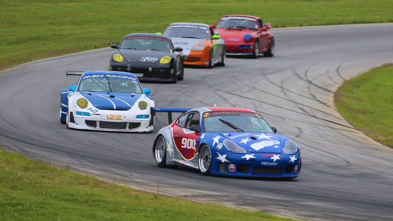 Joe Toussaint Porsche GT3 VIR 3
