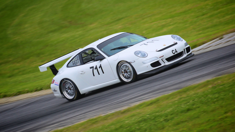Anthony Jernigan Porsche GT3 VIR