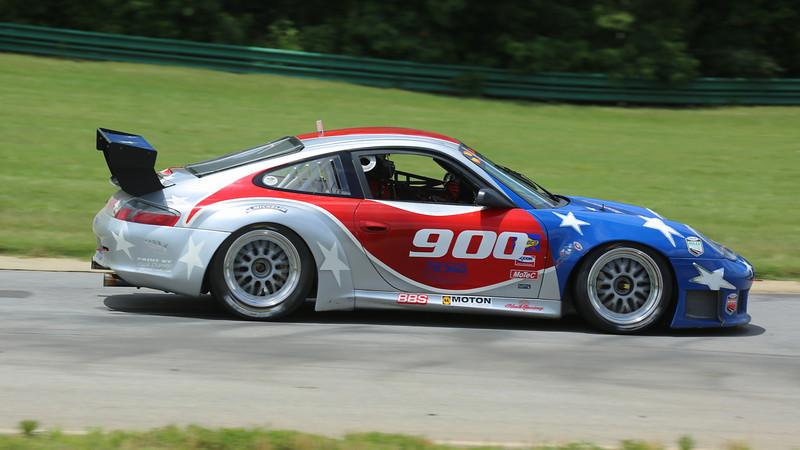 Joe Toussaint Porsche GT3 VIR 2