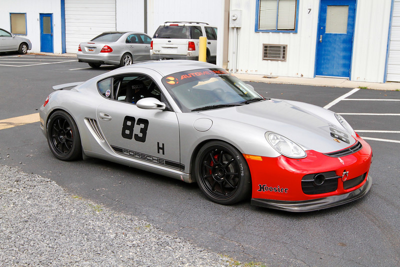 2006 Porsche Cayman S Race Car For Sale