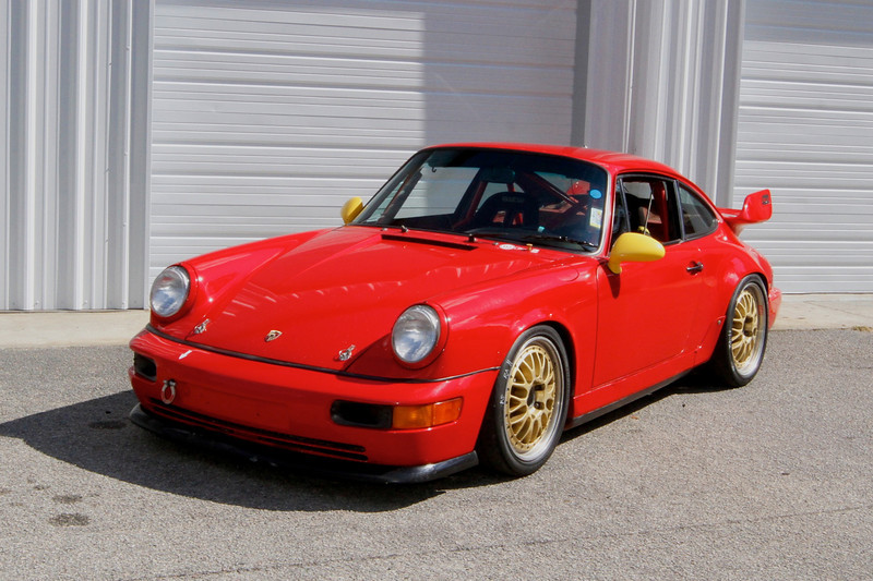 1991 Porsche 964 Race Car For Sale | Autometrics Motorsports