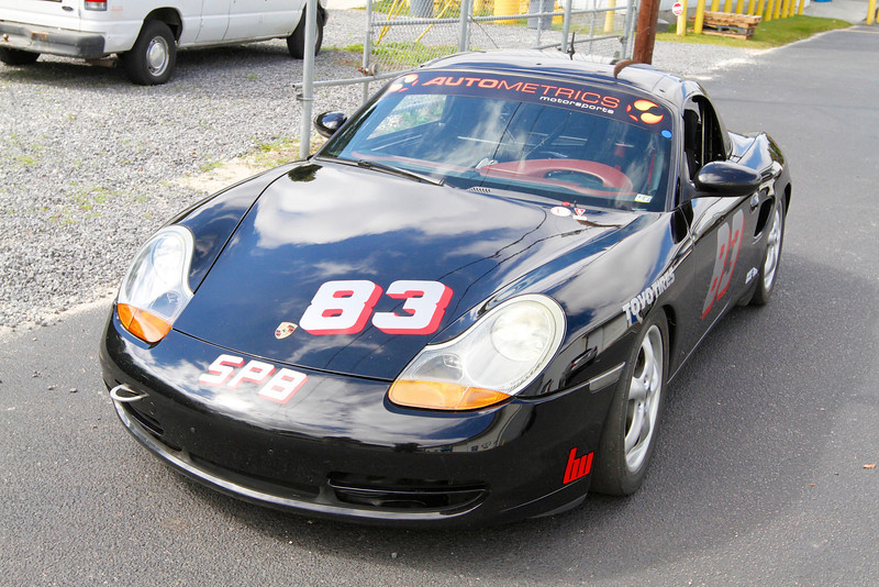 Autometrics Porsche Spec Boxter Race Car For Sale 192-L