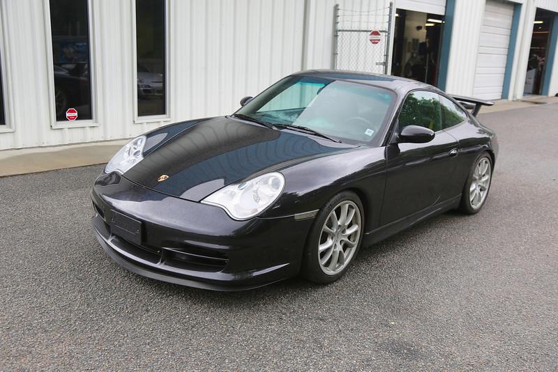 2004 Porsche GT3 Build Front