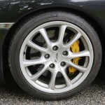 2004 Porsche GT3 Race Build Front Wheel