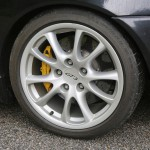 2004 Porsche GT3 Race Build Rear Wheel
