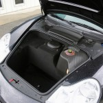 2004 Porsche GT3 Race Build Trunk