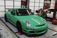 Porsche GT3 RS Front