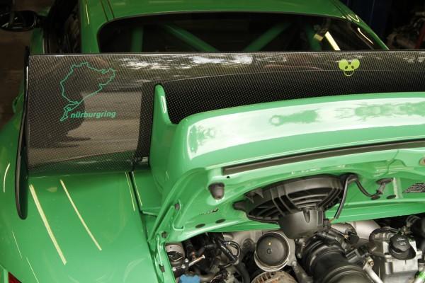 Porsche GT3 RS Wing
