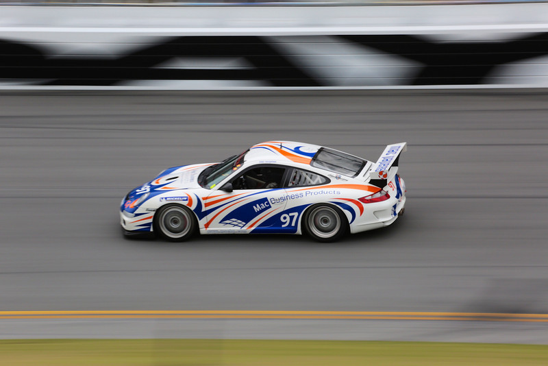 Porsche 911 50th Anniversary HSR Daytona 1