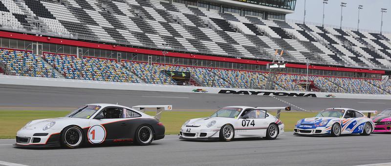 Porsche 911 50th Anniversary HSR Daytona 3