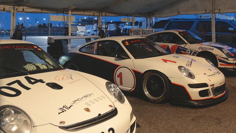 Porsche 911 50th Anniversary HSR Daytona 7