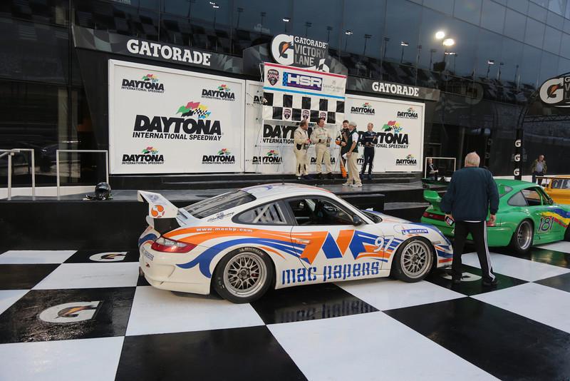 Porsche 911 50th Anniversary HSR Daytona 8