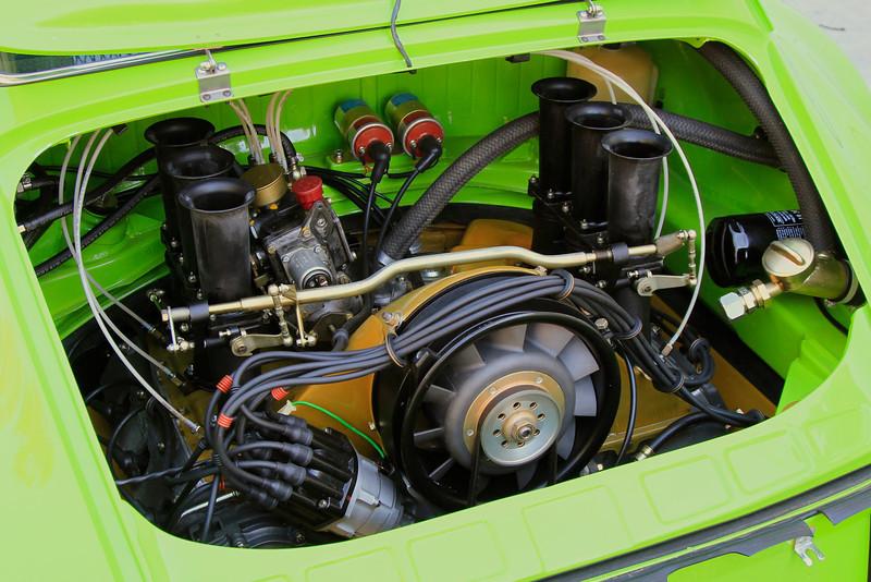 1968 Porsche 911 RSR Engine