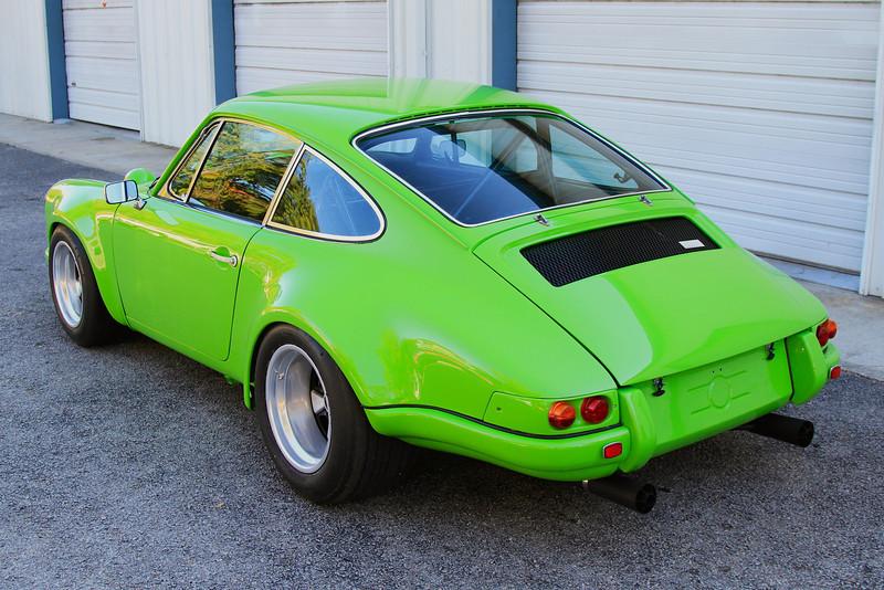 1968 Porsche 911 RSR Rear