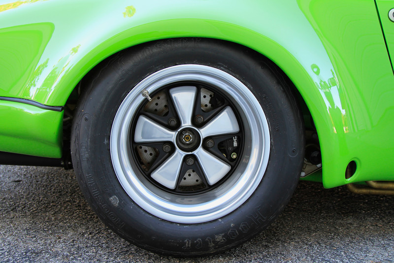 1968 Porsche 911 RSR Wheel