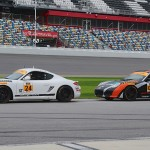 Autometrics to Run Two Porsches at Daytona