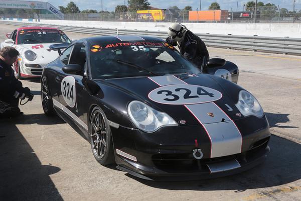 Chris Dooley Porsche 996 GT3
