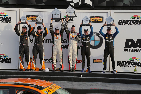Autometrics Earns First IMSA ST Podium for Porsche