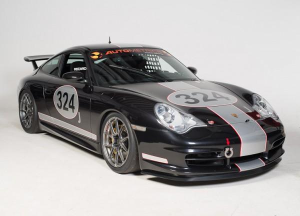 PCA J Class GT3 Race Car Front