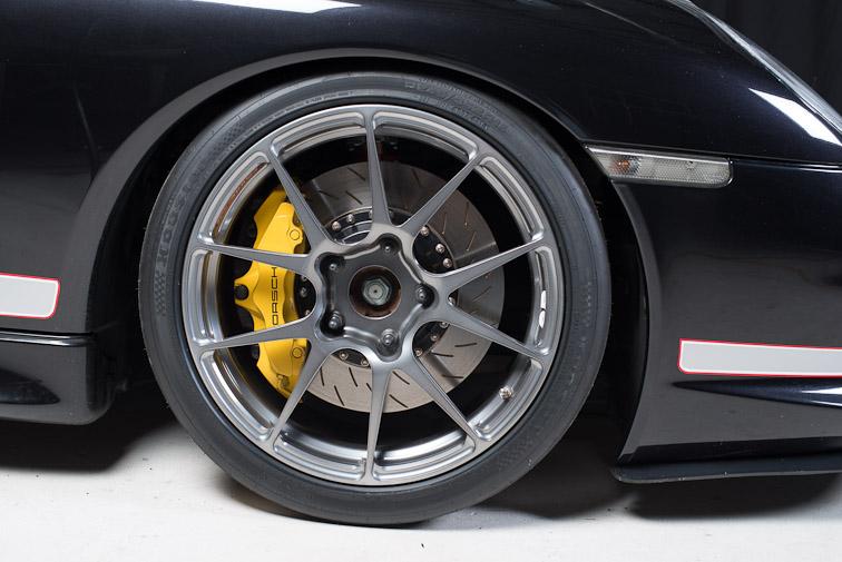 PCA J Class GT3 Race Car Wheel