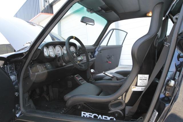 1996 Porsche 993 Turbo For Sale Interior