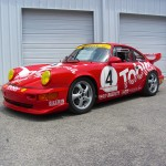 1992 Porsche 964 Carrera Cup Factory Race Car For Sale