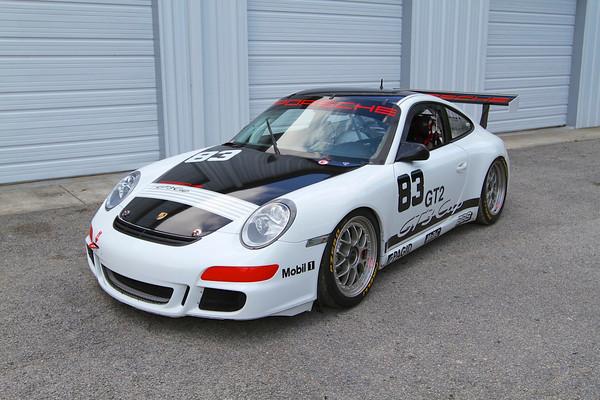 2005 Porsche 997 GT3 Cup For Sale 1