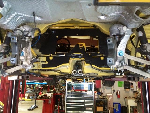 2010 Porsche Cayman S PCA Track Car Stripped 8