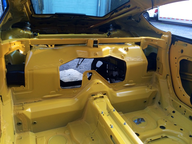 2010 Porsche Cayman S PCA Track Car Stripped 9