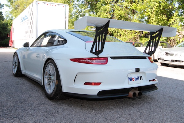 2015 Porsche 991 GT3 Carrera Cup For Sale Rear